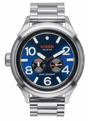 (Sale!!!) Nixon October Tide Watch<br>Blue Sunray