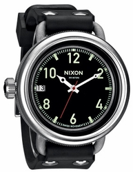(Sale!!!) Nixon October Watch<br>Black