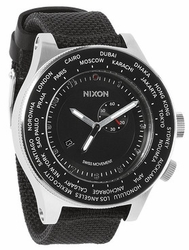 (SALE!!!) Nixon Passport Watch<br>Black