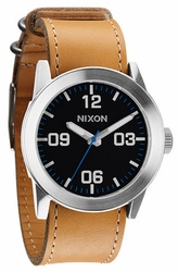 (SALE!!!) Nixon Private Watch<br>Natural/Black