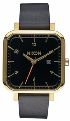 Nixon Ragnar Watch<br>Gold/Black