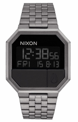 Nixon Re-Run Watch<br>All Gunmetal