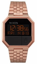 Nixon Re-Run Watch<br>All Rose Gold