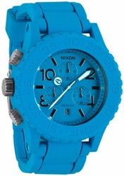Nixon Rubber 42-20 Chrono Watch <BR>Unisex