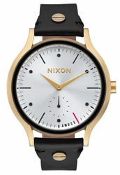 Nixon Sala Leather Watch<br>Ladies