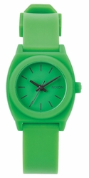 (Sale!!!) Nixon Small Time Teller P Watch<br>Green
