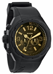 Nixon Steelcat Watch<br>Mens
