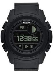 Nixon Super Unit Watch<br>All Black