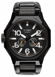 (Sale!!!) Nixon Tangent Watch<br>All Black