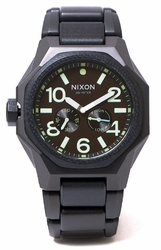 (Sale!!!) Nixon Tangent Watch<br>Matte Black/Surplus