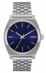 Nixon Time Teller Watch<br>Blue Sunray