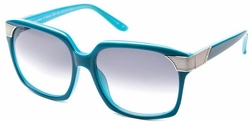 (Sale!!!) Paul Frank Cascades of Disco Sunglasses<br>Cobalt