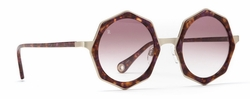 Raen Luci Sunglasses<br>Joplin and Japanese Gold/Rose Gradient Polarized