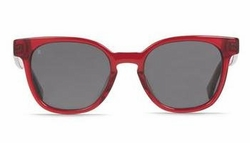 Raen Squire Sunglasses<br>Crystal Red/Smoke