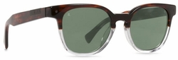 (SALE!!!) Raen Squire Sunglasses<br>Fading Crystal Tortoise/Green