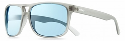 Revo Holsby Sunglasses<br>Matte Grey Crystal/Blue Water Polarized