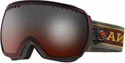 (Sale!!!) Anon Optic Comrade Snow Goggles<br>Ironcurtain/Red Gradient