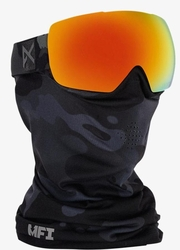 (Sale!!!) Anon Optic MIG Snow Goggles<br>Undefeated/Red Solex