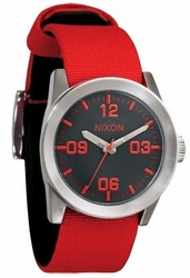 (Sale!!!) Nixon Private Watch<br>Red