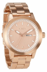 (Sale!!!) Nixon Spur Watch<br>All Rose Gold