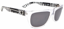 (Sale!!!) Spy Kubrik Sunglasses<br>Ken Block Collection<br>Clear/Grey