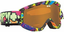 (Sale!!!) Spy Optic Targa 3 Snow Goggles<br>Space Zombies/Persimmon