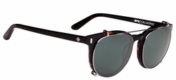 Spy Alcatraz Sunglasses<br>Crosstown Collection<br>Dark Tort/Happy Grey Green Polar
