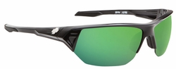 (Sale!!!) Spy Alpha Sunglasses<br>Black/Happy Bronze w/Green Spectra