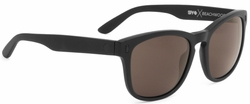 (Sale!!!) Spy Beachwood Sunglasses<br>Crosstown Collection<br>Matte Black/Grey