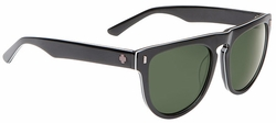 (Sale!!!) Spy Brookhurst Sunglasses<br>Crosstown Collection<br>3 ply Black/Grey-Green