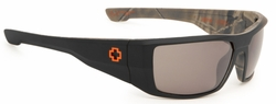 Spy Dirk Sunglasses<br>Decoy/Happy Bronze Polarized w/Black Mirror