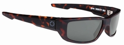 Spy Dirty Mo Sunglasses<br>Matte Camo Tort/Happy Grey Green