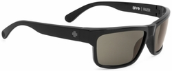 Spy Frazier Sunglasses<br>Black/Happy Grey-Green