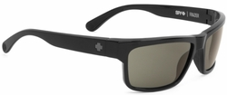 Spy Frazier Sunglasses<br>Black/Happy Grey-Green Polarized