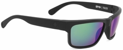 (Sale!!!) Spy Frazier Sunglasses<br>Matte Black/Happy Bronze Polarized Green Spectra