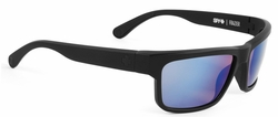Spy Frazier Sunglasses<br>Matte Black/Happy Bronze Polarized w/Blue Spectra