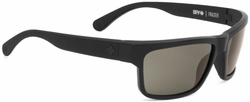 Spy Frazier Sunglasses<br>Matte Black/Happy Grey-Green