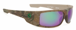 (Sale!!!) Spy Konvoy Sunglasses<br>SPY + Real Tree/Happy Bronze Polarized w/Green Spectra