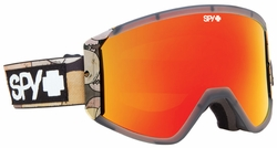 (Sale!!!) Spy Optic Raider Snow Goggles