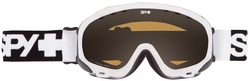 Spy Optics Soldier Snow Goggles<br>White/Persimmon