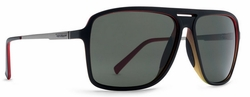 VonZipper Hotwax Sunglasses<br>Hardline Black Tortoise/Brown Gradient