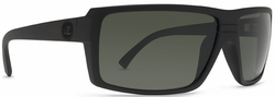 VonZipper Snark Sunglasses<br>Black Satin/Grey