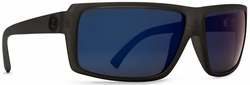 VonZipper Snark Sunglasses<br>Shift Into Neutral Charcoal Satin/Astro Glo Polarized