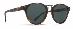 VonZipper Stax Sunglasses<br>Tort Satin/Vintage Grey