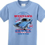 1968 Cobra Jet Kids Ford Shirts