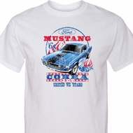 1968 Cobra Jet Mens Ford Shirts