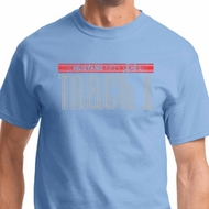 50 Years Mach 1 Mens Ford Shirts