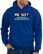 50th Birthday Hooded Hoodie Funny Me 50 Years Royal Hoody Sweatshirt