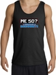 50th Birthday Tanktop - Funny Me 50 Years Adult Black Tank Top