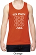 6 Pack Abs Beer Funny Mens Moisture Wicking Tanktop